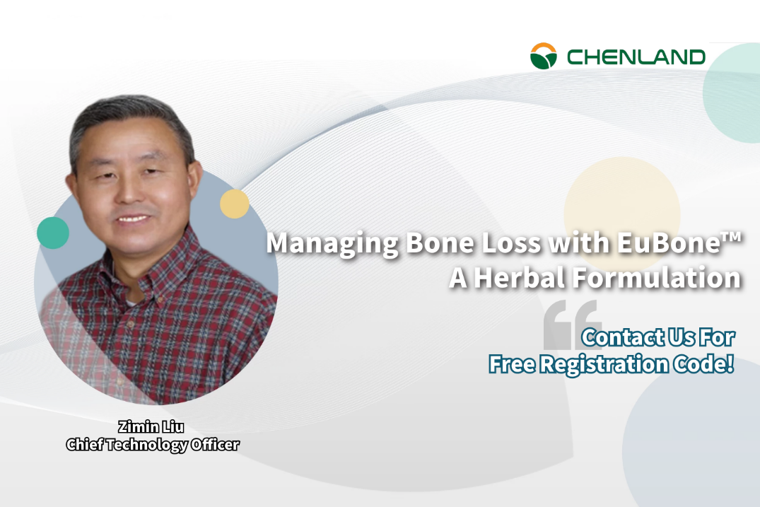 , [SSW Invitation] Enjoy Breakfast + Take a look at the<br> latest innovations in bone health with Chenland, chenland, chenland